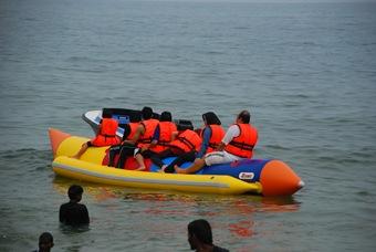 Banana Boat...