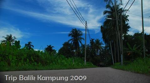 Jalan kampungku~