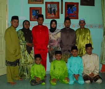 satu family naa