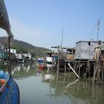 Bootsfahrt in Tai O - 1