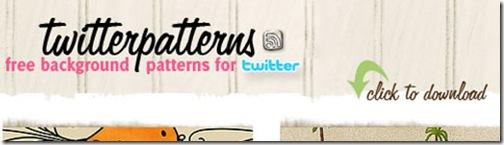 twitter-patterns