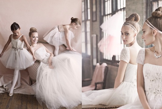 Ditte Isager for MS Weddings 2010 Ballet 3