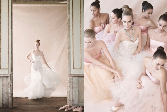 Ditte Isager for MS Weddings 2010 Ballet 5