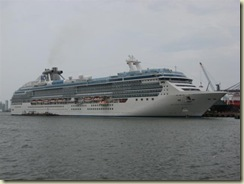 Island Princess Cartagena (Small)