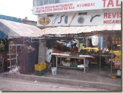 Produce Market - On Tour Puerto Amador (Small)