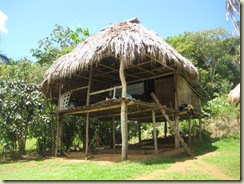 Embera Indian Hut (Small)