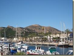 Cartagena Spain harbor