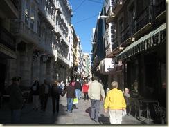 Cartagena main street