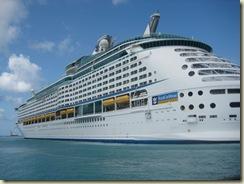 Nassau - VOTS docked