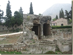Corinth - Fountain of Glauke (Small)