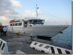 Amalfi Coast cruise boat (Small)