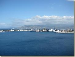 Messina Harbor and Mainland Italy (Small)
