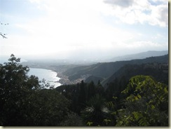 Taormina view from Amphitheater 2 (Small)