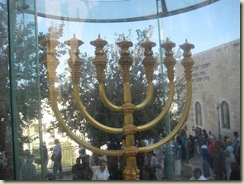 Menorah near Kotel (Small)