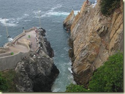 Acapulco Cliff Divers (Small)