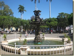 Plaza Colon San Juan Del Sur (Small)