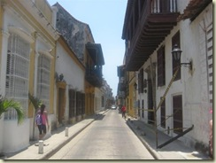 Old Cartagena street (Small)