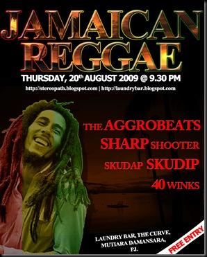 Jamaican Reggae-best quality