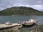Pequeño transbordador en Glenelg