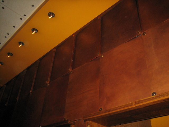 Leather Panels
