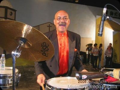 Maestro Alfredo Padilla