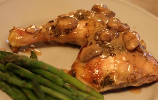 Recipes for quartered chicken legs