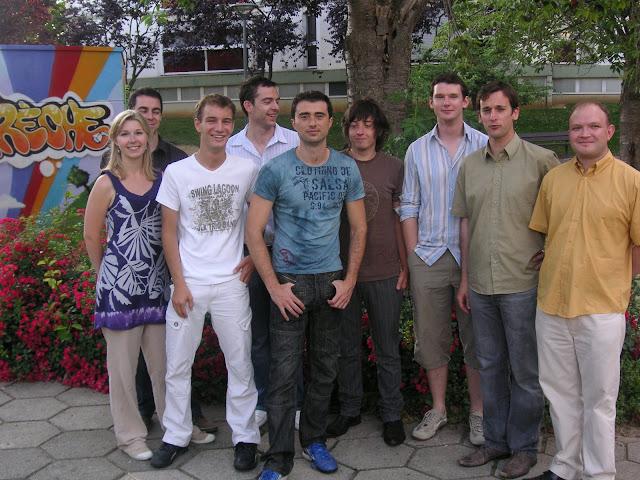 Groupe des jeunes démocrates 14 (Modem Calvados)