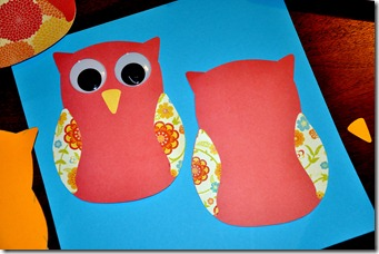 owl invitations (6)