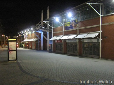 rag market at night