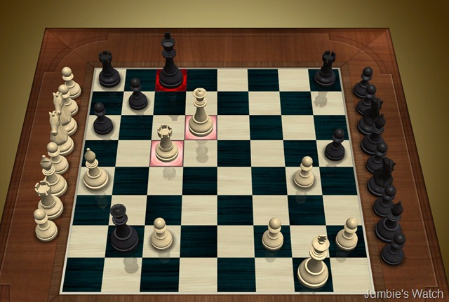 Chess game 3