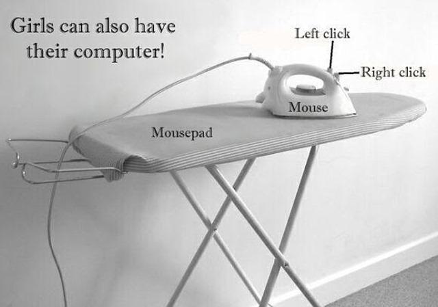 Women's mouse