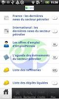 Screenshot of Europétrole