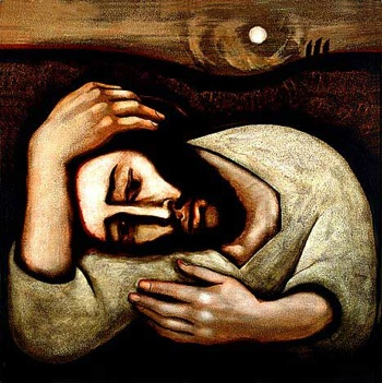 Christ in gethsemane p