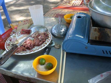 Vietnam meat