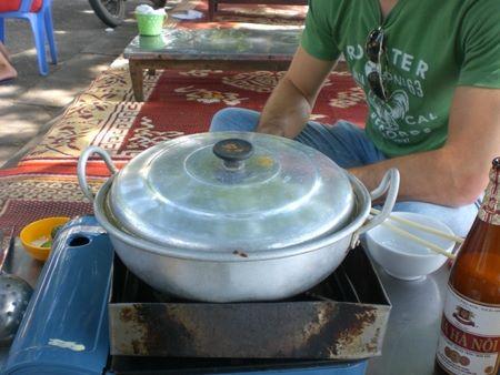 Vietnam soup