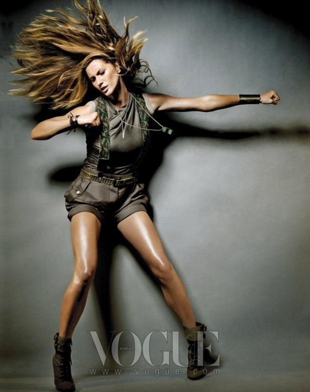 Gisele Bündchen Vogue Korea May 2010 334