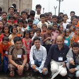 Picnic Tarang with Powai Slum Kids and Nigh School Children on 1st Aug 2010