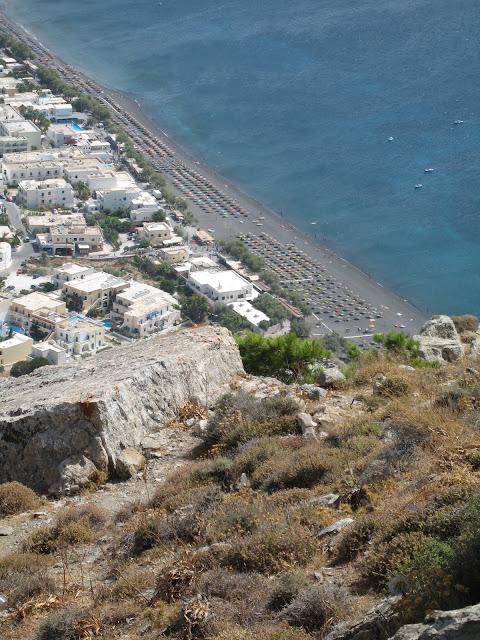 Blog de voyage-en-famille : Voyages en famille, Ancient Thira, Oia
