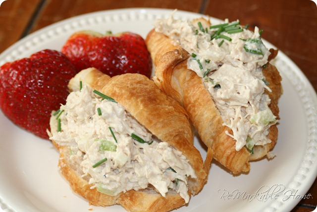Remarkable Home Chicken Salad Sandwiches The Best