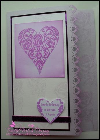 Pink Wars - Lilac