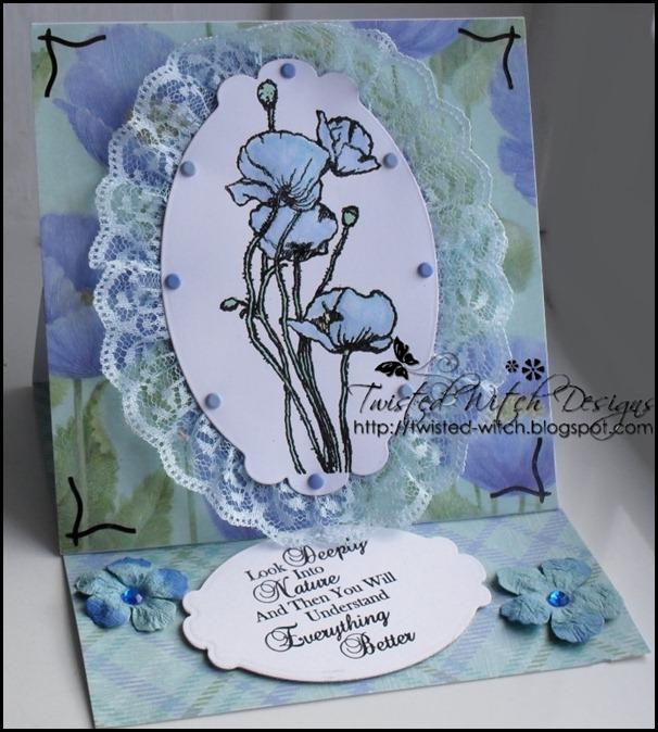 Blue Poppies Full