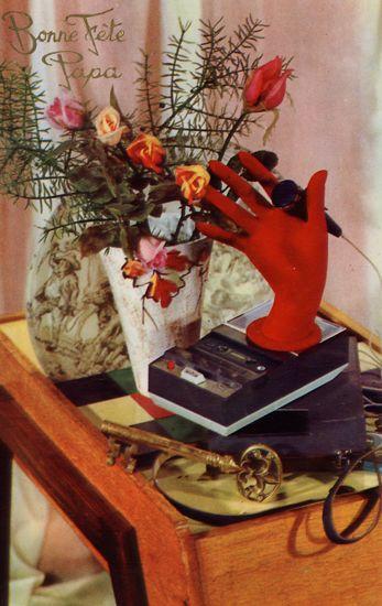 Cartes Postales Pop et  Kitsch des années 50, 70 et 70 Happy Mother's day / Bonne fête des mères