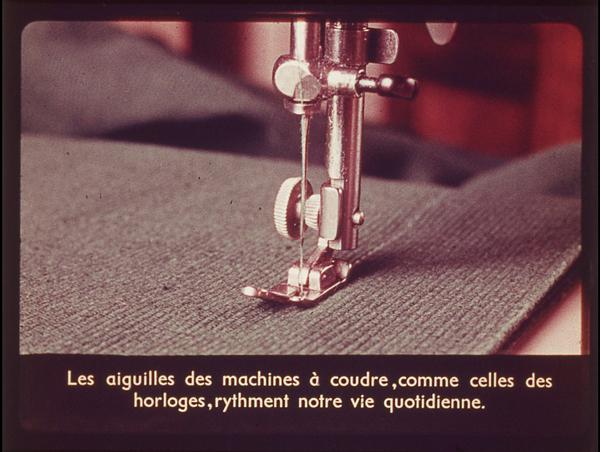 Films fixes et publicités de quartier sur www.filmfix.fr : Techniques de tous les jours