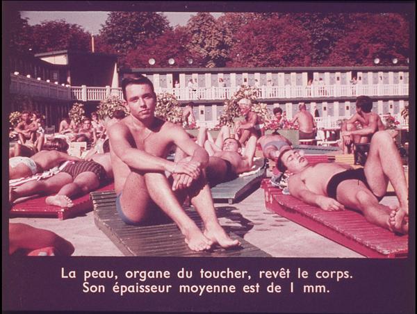 Films fixes et publicités de quartier sur www.filmfix.fr : La peau