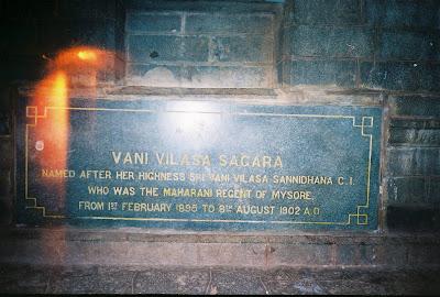 Vani Villas Sagara dam