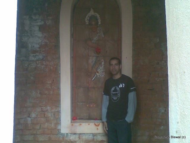 Samaresh @ Temple Nrityagram