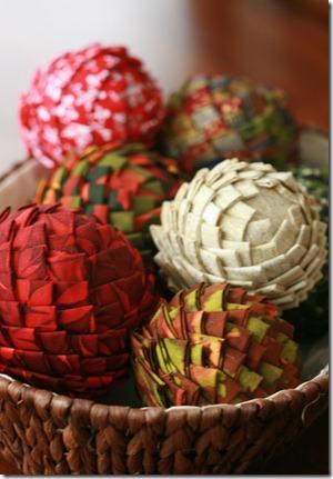 pinhas bolas natalinas
