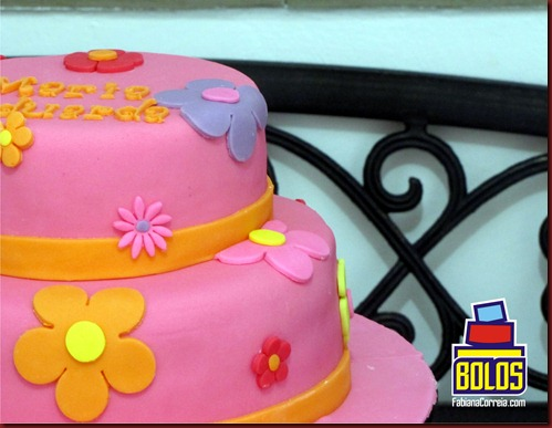 bolo flores, cake flowers, bolo decorado, bolo fabiana correia, bolo maceió-al