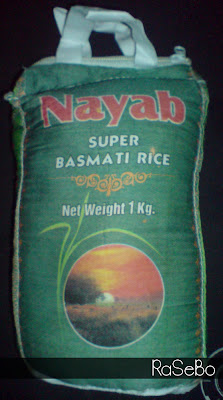Nayab Super Basmati Rice