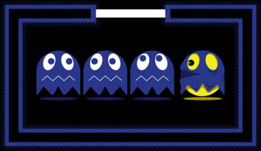 Pacman Indahouse